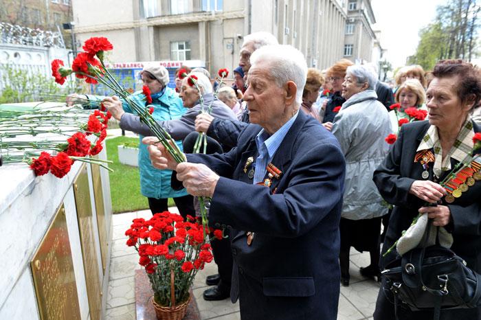 72-я годовщина Великой Победы