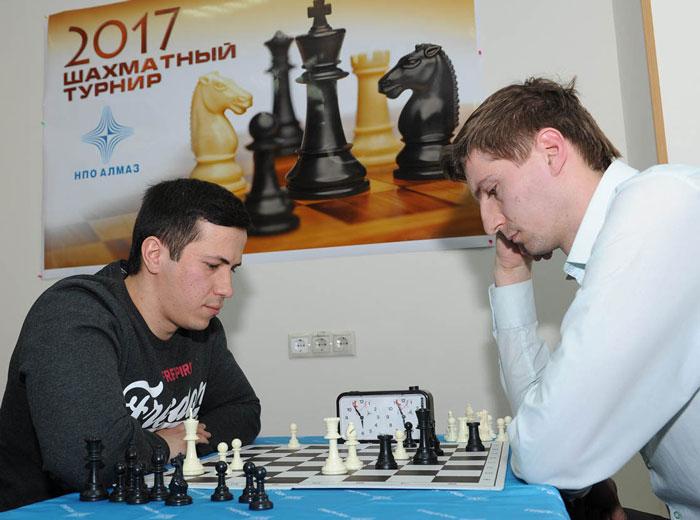 Шахматный «Алмаз»