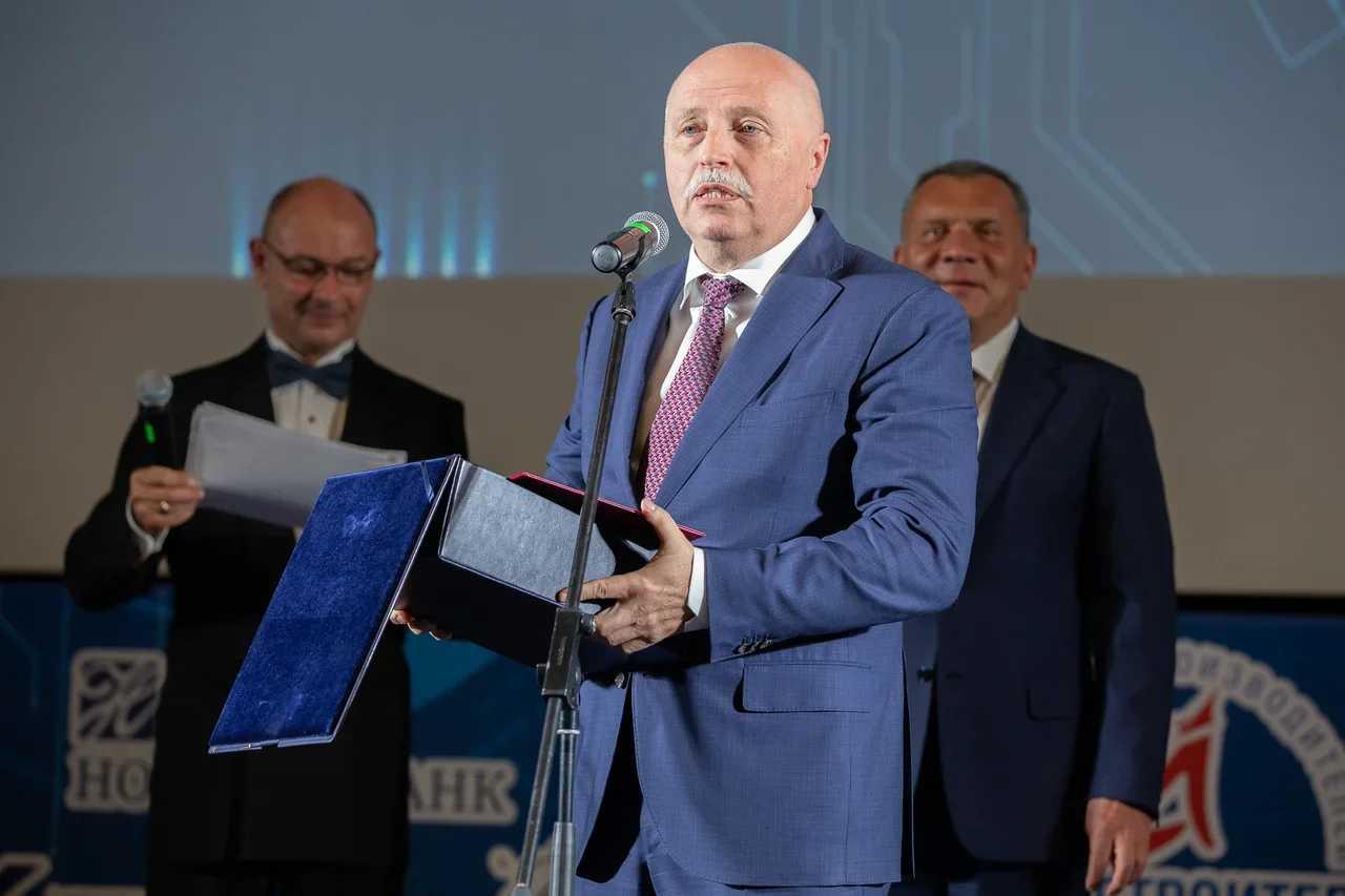 Алмаз награжден премией «Авиастроитель года»